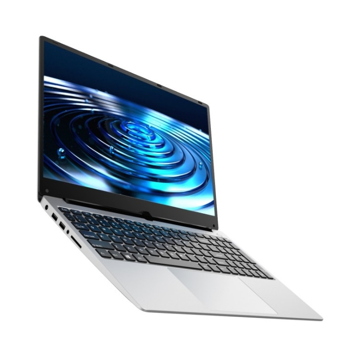 Review New arrival Laptop 15.6 inch four-core ultra-thin Business notebook student netbook is light, light and cheap