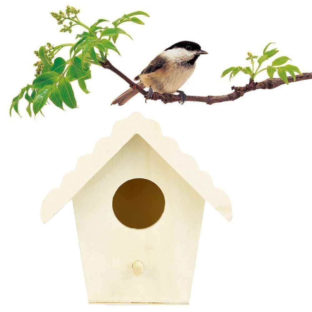 Jaula tipo Nido de Pájaro Dox nido Casa de pájaro jaula de pájaro caja de madera Para mascotas suministros Para Pajaros Vogelkooi Accesorios