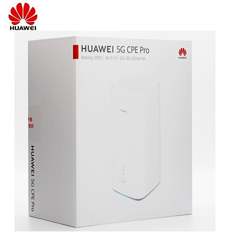 Huawei 5G CPE Pro H112-370 5G WiFi Router Wireless Router with SIM Card Slot