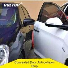 Bande de protection pare-choc pour porte de voiture   5m, décoration intérieure de voiture, accessoires voiture fille, pendentif de tableau de bord, ornements