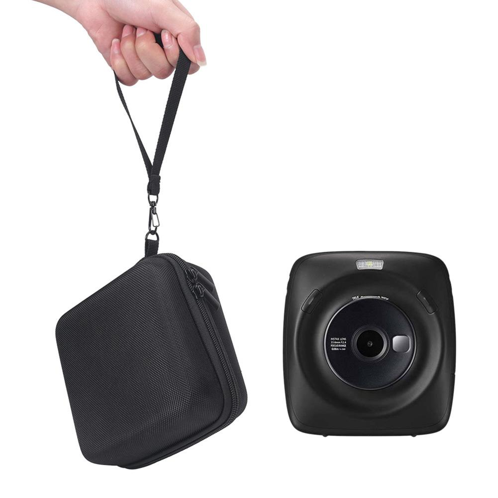 Estuche para almacenamiento portátil bolsa de viaje para cámara Instax Square SQ10 SQ20