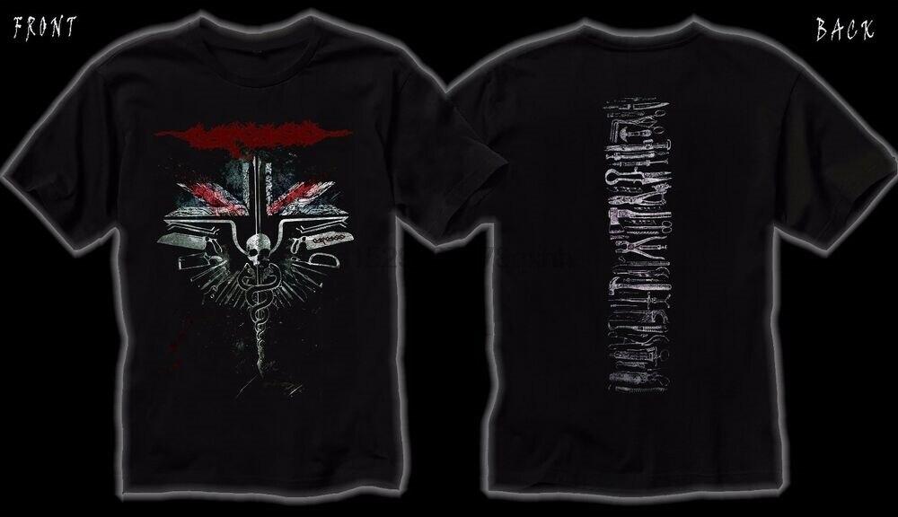 Carcaça-british extreme metal bandT_shirt-SIZESS a 6xl (2)