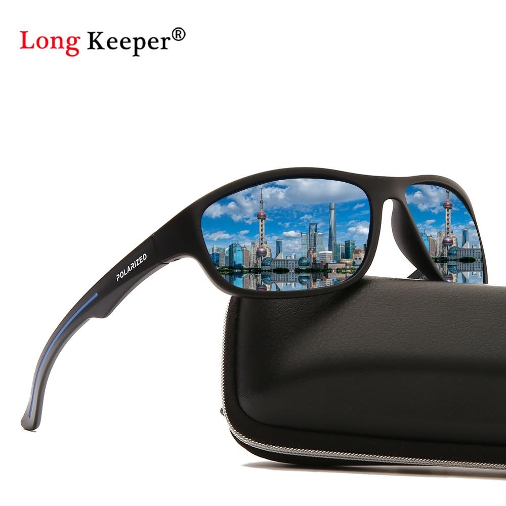 2020 квадратные поляризованные солнцезащитные очки, мужские спортивные солнцезащитные очки для рыбалки, мужские солнцезащитные очки UV400 для ...