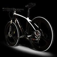 New brand Mountain Bike Carbon Fiber Frame SHIMAN0 Hydraulic disc brake 26 inch Wheel 27 Speed Bicycle MTB Sports Bicicleta