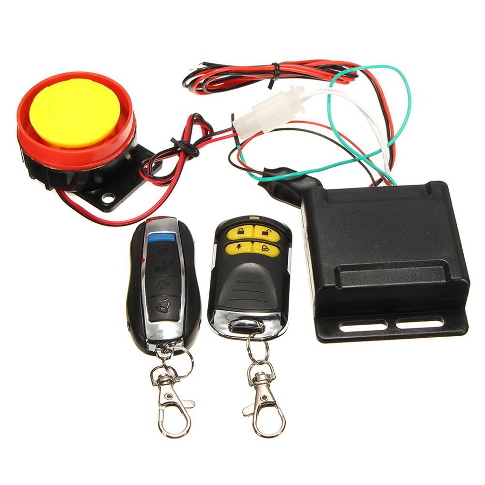 Sistema Universal de Alarma antirrobo para motocicleta, accesorios de protección para motocicleta