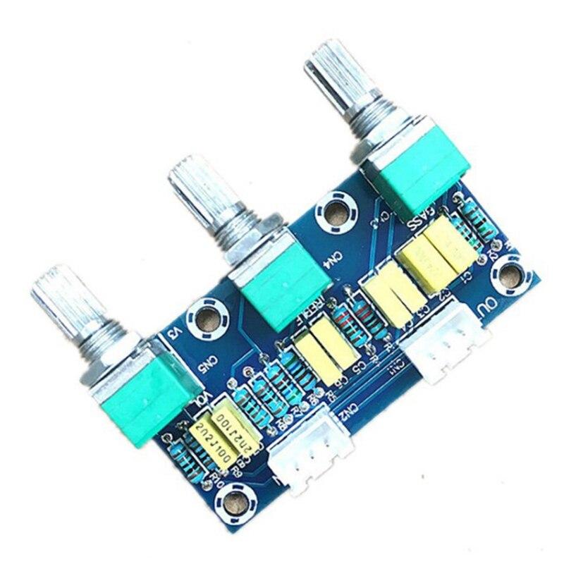 Tablero Amplificador de XH-M802 mezclador de voltaje alto y bajo, placa de...