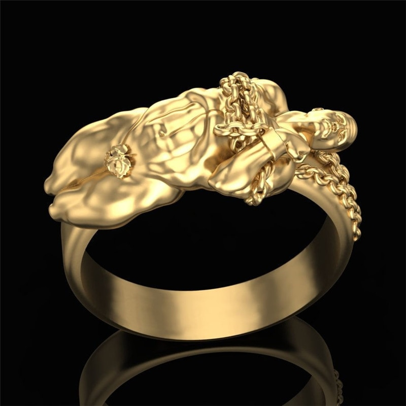 New Arrival Couple Rings Fashion Women Rings Unisex Alloy Wedding Engagement Bands Christmas Gift Jewelry
