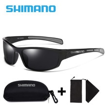 2021 Shimano Men's women Polarized Fishing Glasses Outdoor HD UV Protection Fishing Sunglasses Sport