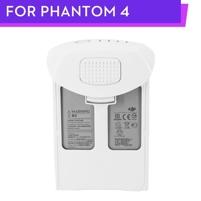 Batterie de vol intelligente série Phantom 4 P4 avancée 4 Pro Plus P4 5350mAh LiPo pour série fantôme DJI