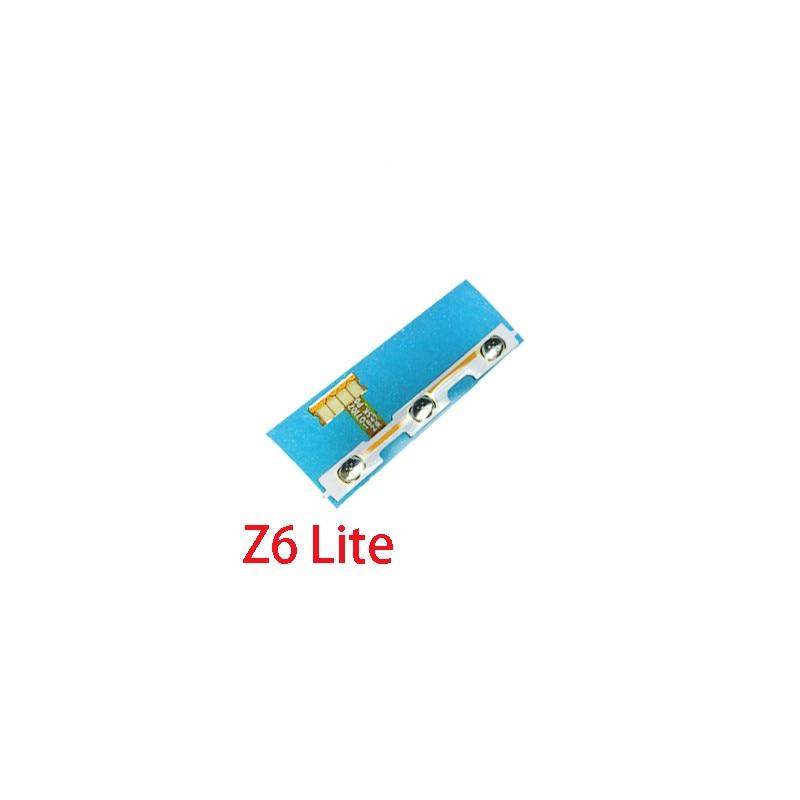 Oryginalne przewody elastyczne do płyty głównej dla LENOVO Z6 Lite L38111 moc głośności wstążka Flex Cable główne części do telefonu