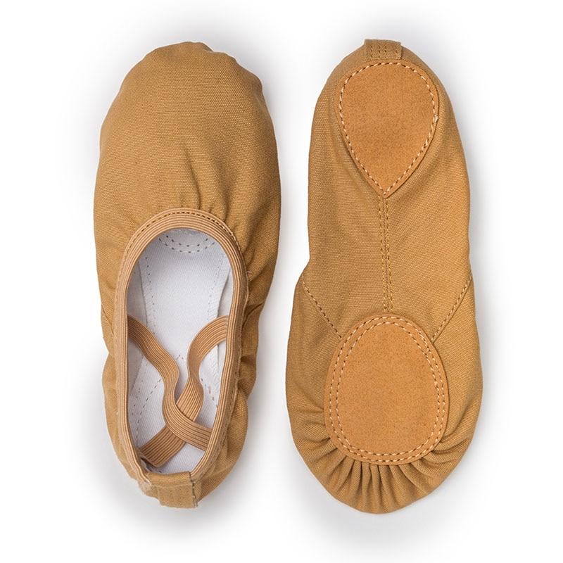 USHINE profesjonalna jako pene elastyczne sznurwki trening ksztatowanie sylwetki joga brzuch buty do taca baletowego balle