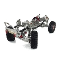 110 axial scx10 cnc rc remote control car crawler chassis 313mm wb upgraded tires outdoor toys for boys gift th01593 smt6