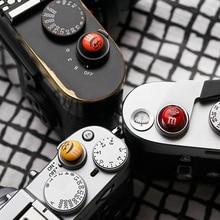 Металлическая выпуклая поверхность, мягкая кнопка спуска затвора для фотографий, фотография, модель M240 M10 M10P
