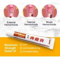 plaster and hemorrhoids treatment cream chinese and foreign anal fissure pain chinese medicine ointment body care