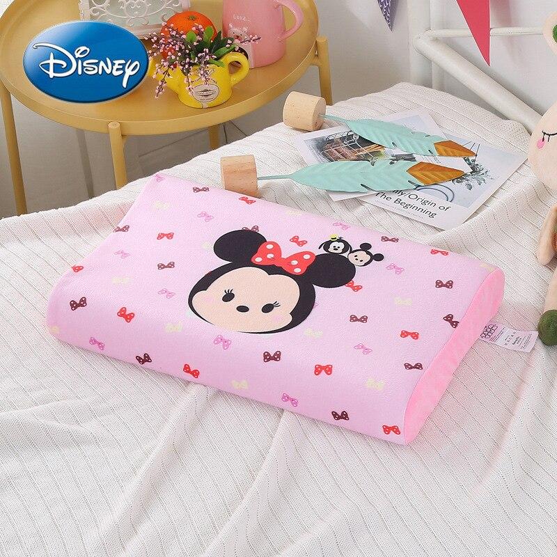 Original Disney children's latex pillow kindergarten memory pillow elementary school baby pillow 3-6 years old