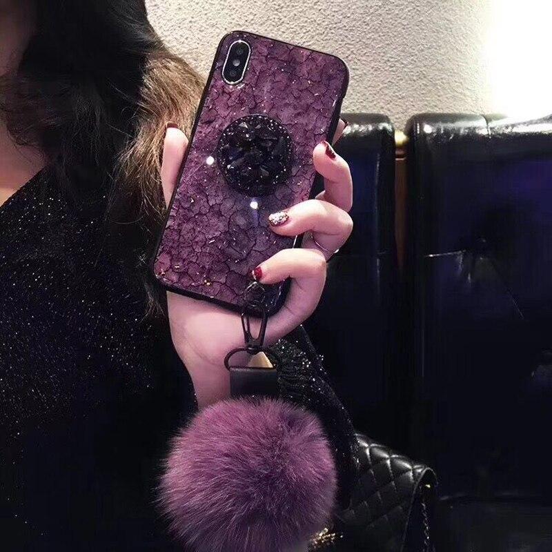 Luxo ouro lantejoulas caso de telefone de mármore para samsung s20fe note20u s20plus a51 a71 note10lite s10lite 2020 folha glitter capa traseira