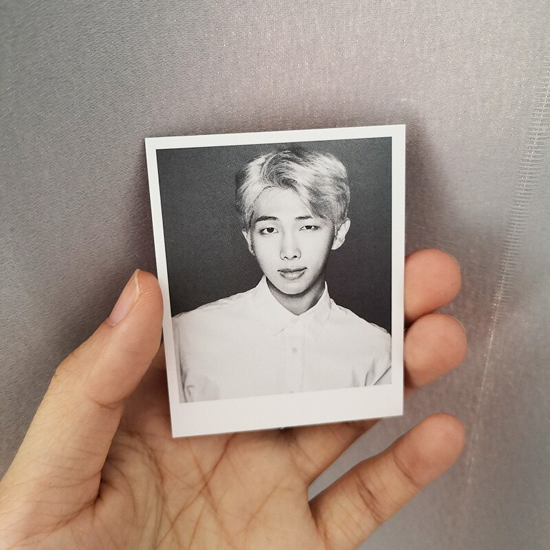 56 шт. Kpop Bangtan Boys Wings памятный коллектор LOMO Card Фотокнига JIMIN JIN SUGA J-HOPE JUNG KOOK Love Yourself