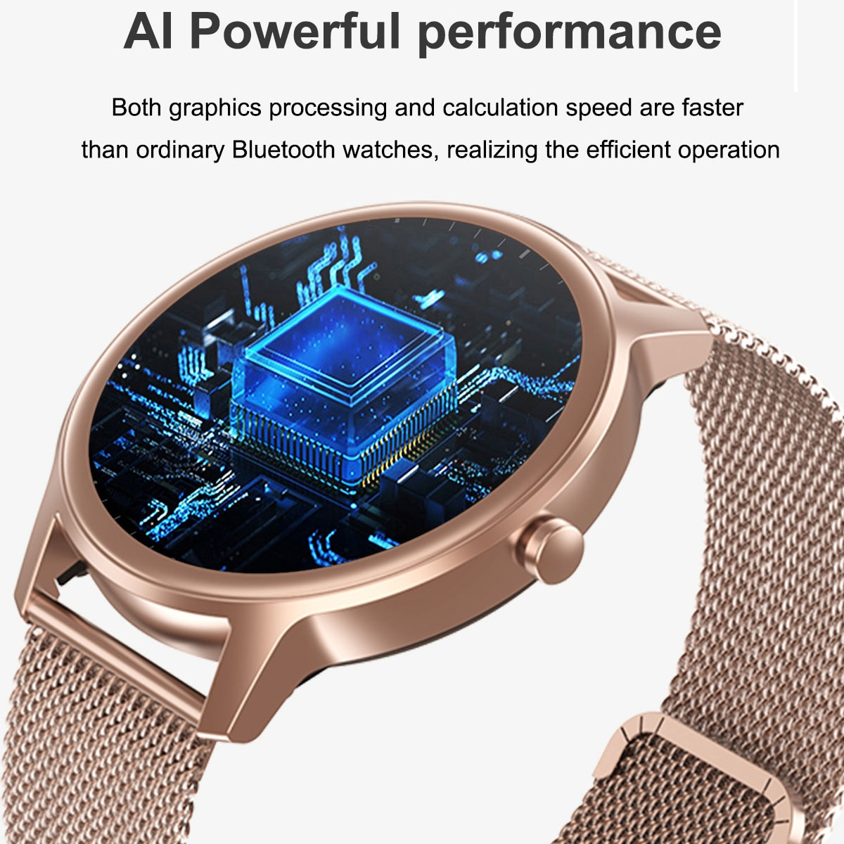 DT56 Smart Watch Women Men's Watches Smartwatch Women's Wristwatch Heart Rate Sleep Monitor Smart Wristband Smart Bracelet Clock