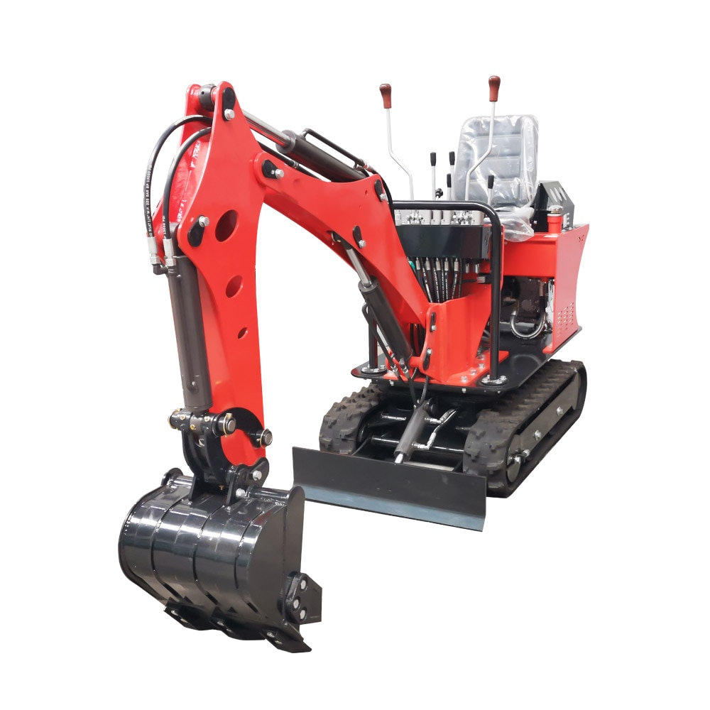 2020 New Small Digger 0.8T mini Excavator for sale