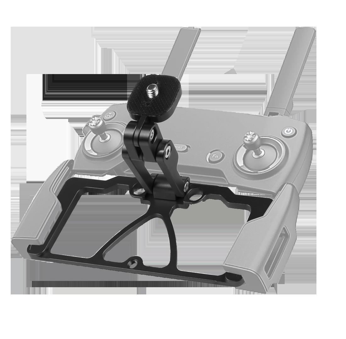 Für DJI Mavic/Pro/2/Air/Funken Fernbedienung Telefon Tablet Monitor Verlängerung Halter Halterung clip Vorne Controller Stand