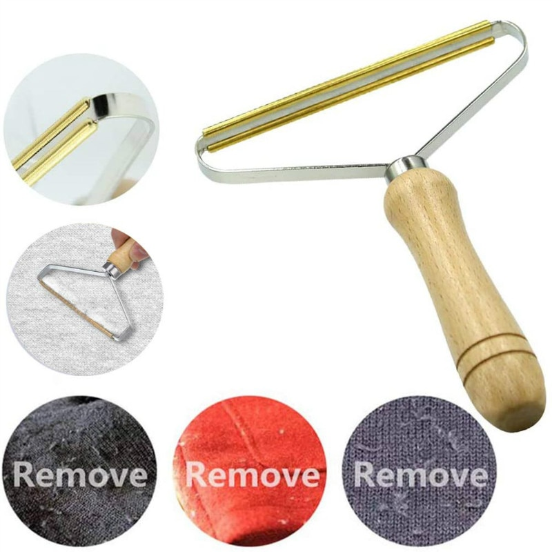 Mini Portable Lint Remover Fuzz Fabric Shaver For Carpet Woolen Coat Clothes Fluff Fabric Shaver Bru