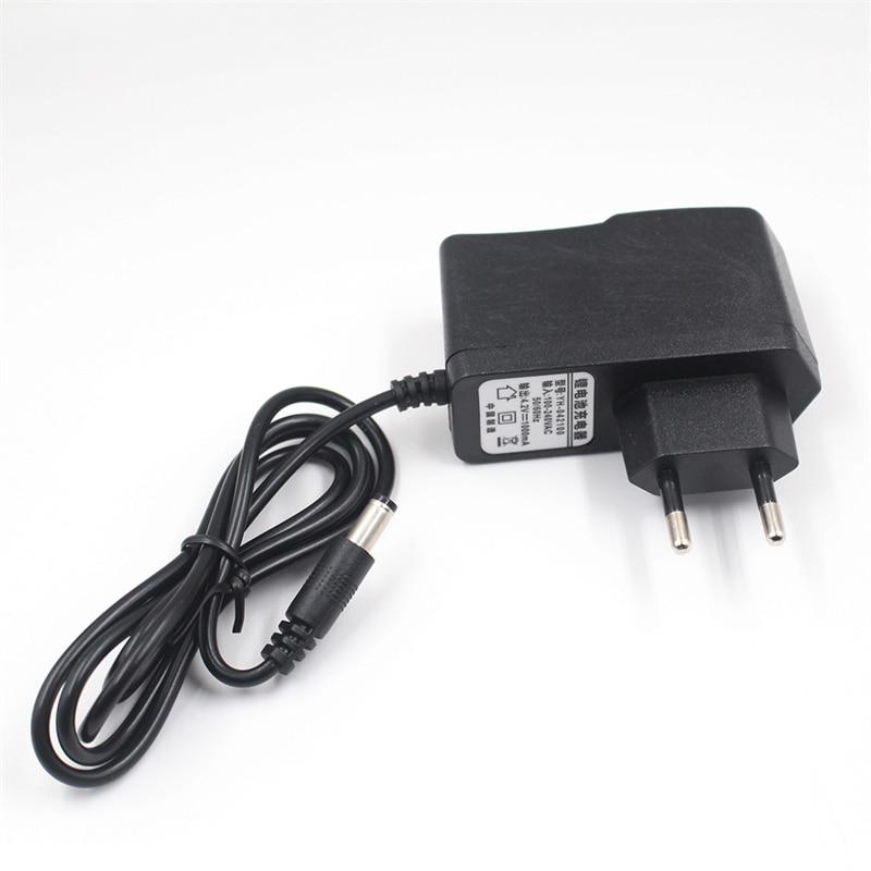 Фото - EU US Зарядное устройство для литиевых батарей от 100-240 В до 4,2 В / 1 А 5 В / 1 А 5 В / 2 А 6 В / 1 А 8,4 В / 1 А Зарядное устройство лазерного уровня Зарядное у... зарядное устройство интерскол li ion зу 1 5 18 18 в 1 5 а