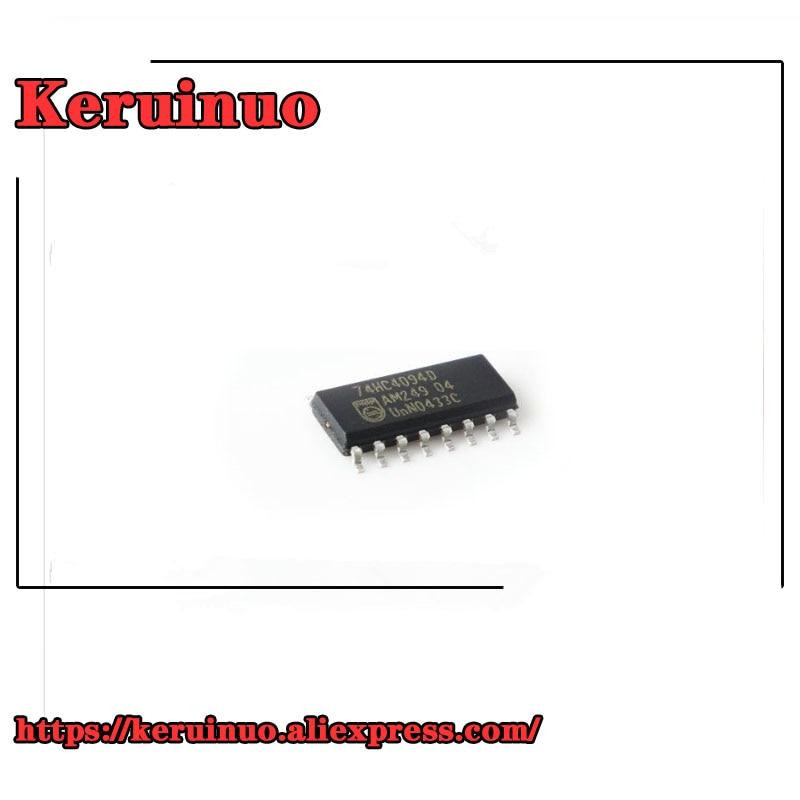 50 unids/lote 74HC4094 74HC4094D SOP16 nuevo original