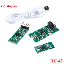 HC-42 5,0 BLE Bluetooth Modul Master-slave-Integrierte nRF52832 Wireless Transparente Übertragung Serial Port 2,4G HC 42 Adapter