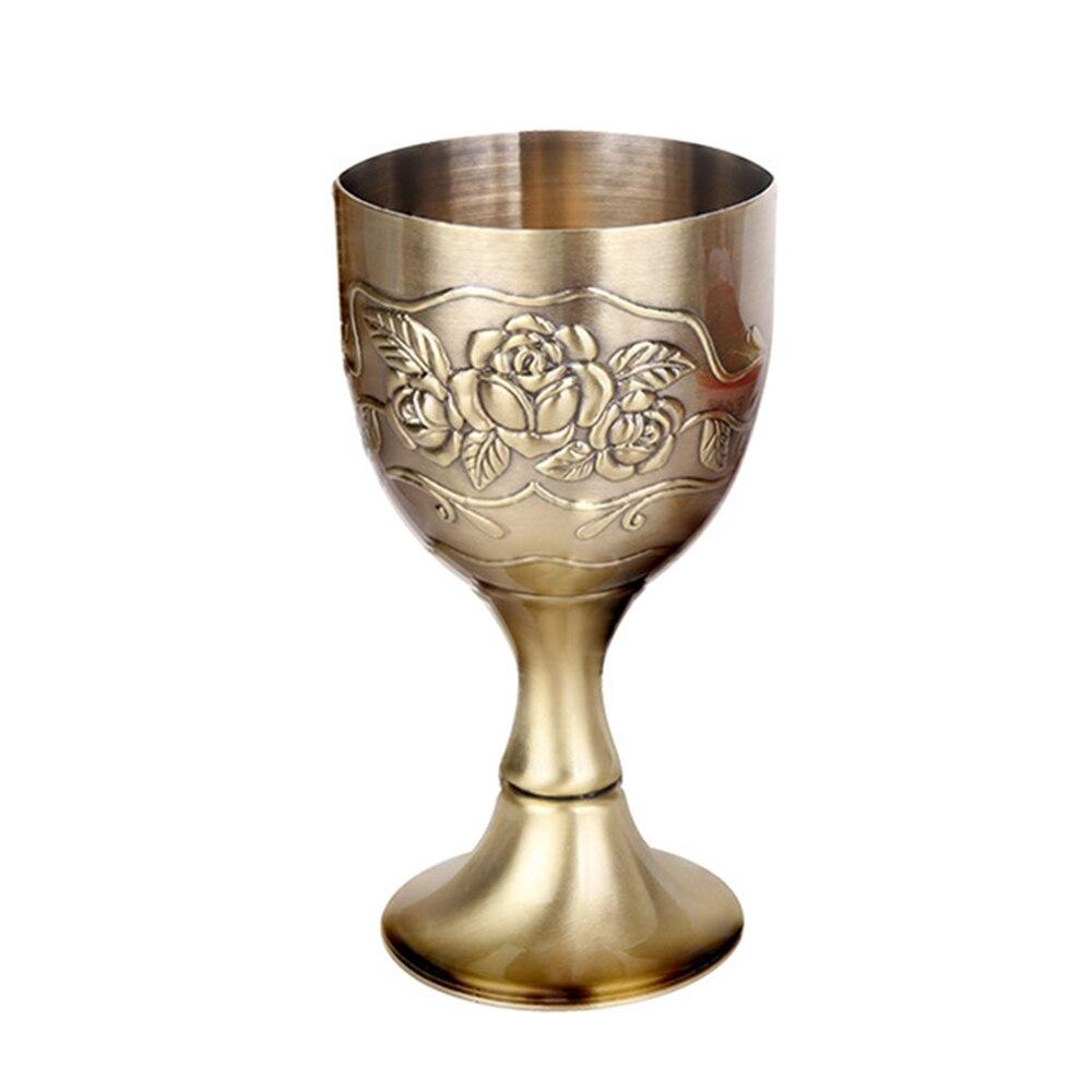 5 tipo copo de vinho cálice liga antigo vintage retro estilo da ue presentes ornamentos para sala jantar mesa cozinha decoração Can.    -