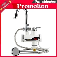 Water Heater Tap 220v Kitchen Faucet Instantaneous Water Heater Shower Instant Heaters Tankless Wate