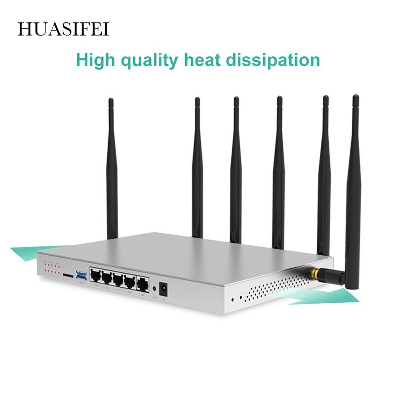 WG3526 Wi-fi Router con tarjeta Sim con EP06-E EP06-A EM7455 EM12-G módulo...