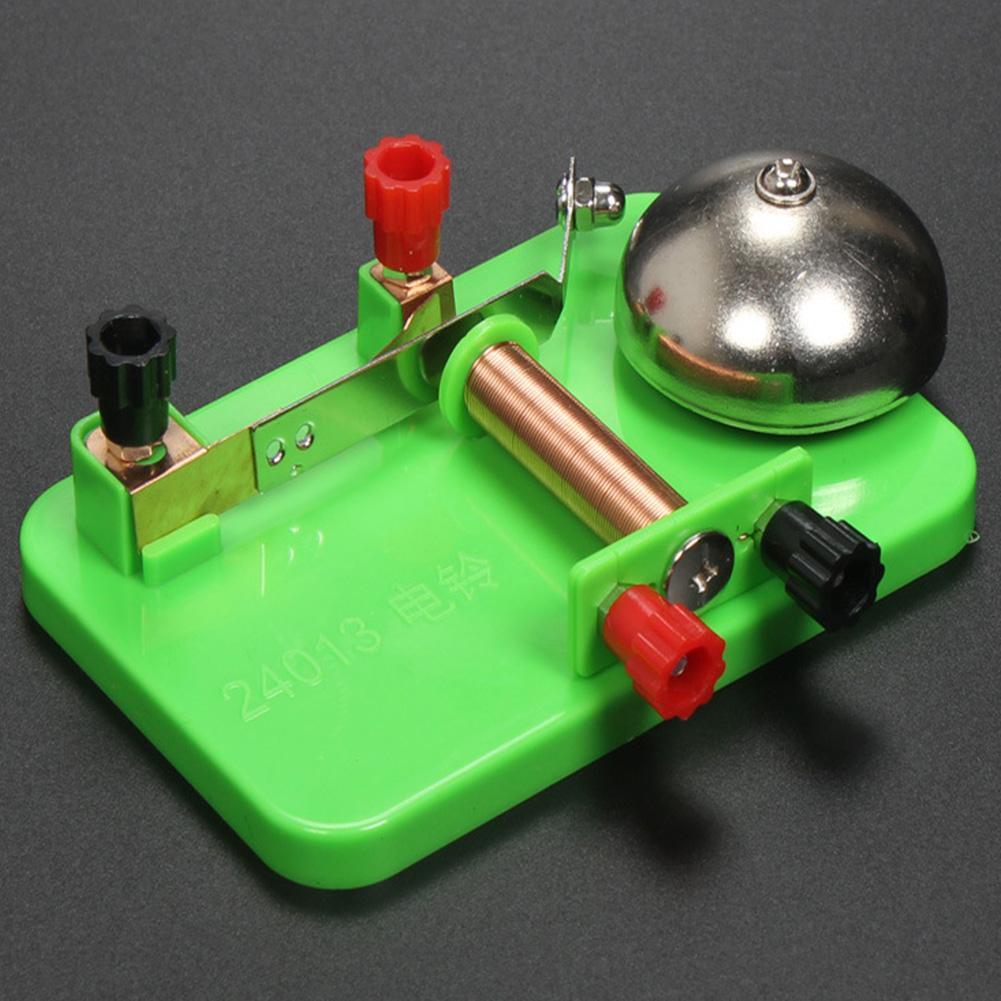 VIBRADOR ELÉCTRICO modelo de campana experimentaciones de ciencia ayuda al desarrollo cultivar la capacidad de los estudiantes y los niños