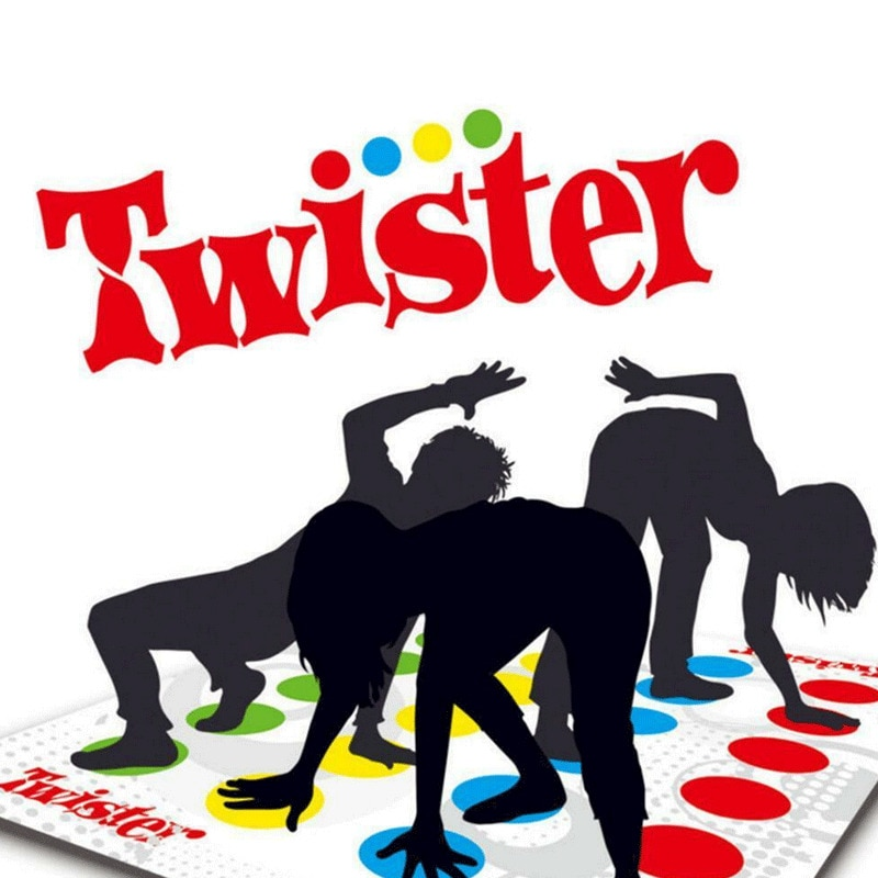 Фото - New Twister Games Outdoor Funny Game Toys Board Game For Family Friend Party Fun Game For Kids Fun Board Games Toy Outdoor Gifts 2021 novelty kids bean bag toss game toys outdoor dart board game game toy set fun parent child interaction educational game