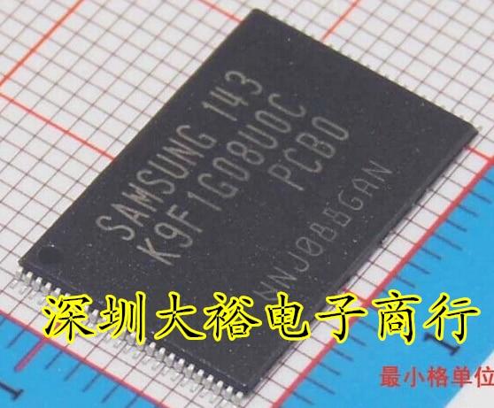 K9F1G08UOB-PCBO K9F1G08UOB TSSOP48