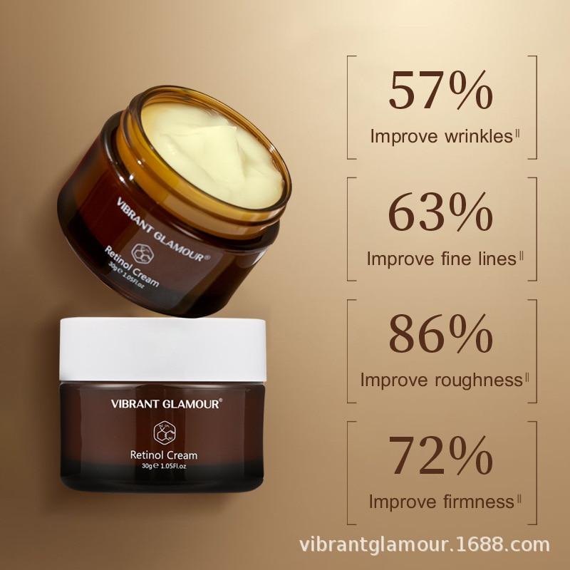 30G Retinol Face Cream Firming Lifting Anti-Aging Remove Wrinkle Whitening Brightening Moisturizing Facial Skin Care недорого