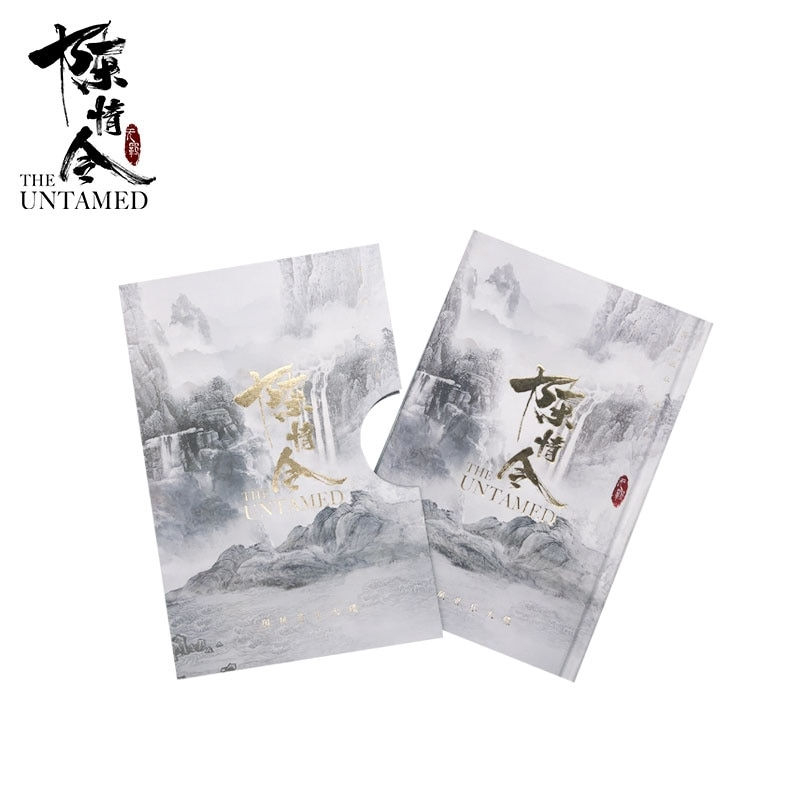 Chen Qing Ling The Untamed TV SoundtrackOST Chinese Style Music 2CD with Picture Album Limited Edition