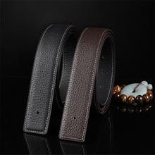 NEW Sale Designer Brand Genuine Leather Belt H for Men Women Casual Jeans Vintage Fashion High Quali