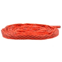 coolstring official 6mm orange premium lace night glow unique rope reflecitive sneaker special cord for safety shoes fashion way