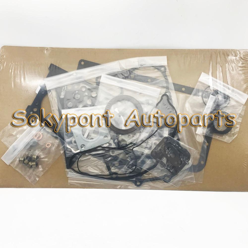 Kit de junta completa YTR4105 LR4105 de alta calidad + junta de culata 1 pieza