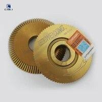 chkj milling cutter 0114 60x6x16 for wenxing key cutting machine 100a100a1100a2100a3233a233b233c100b283 locksmith tool