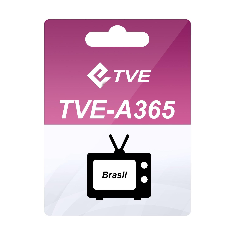 Brazil TVE TVExpress Anual