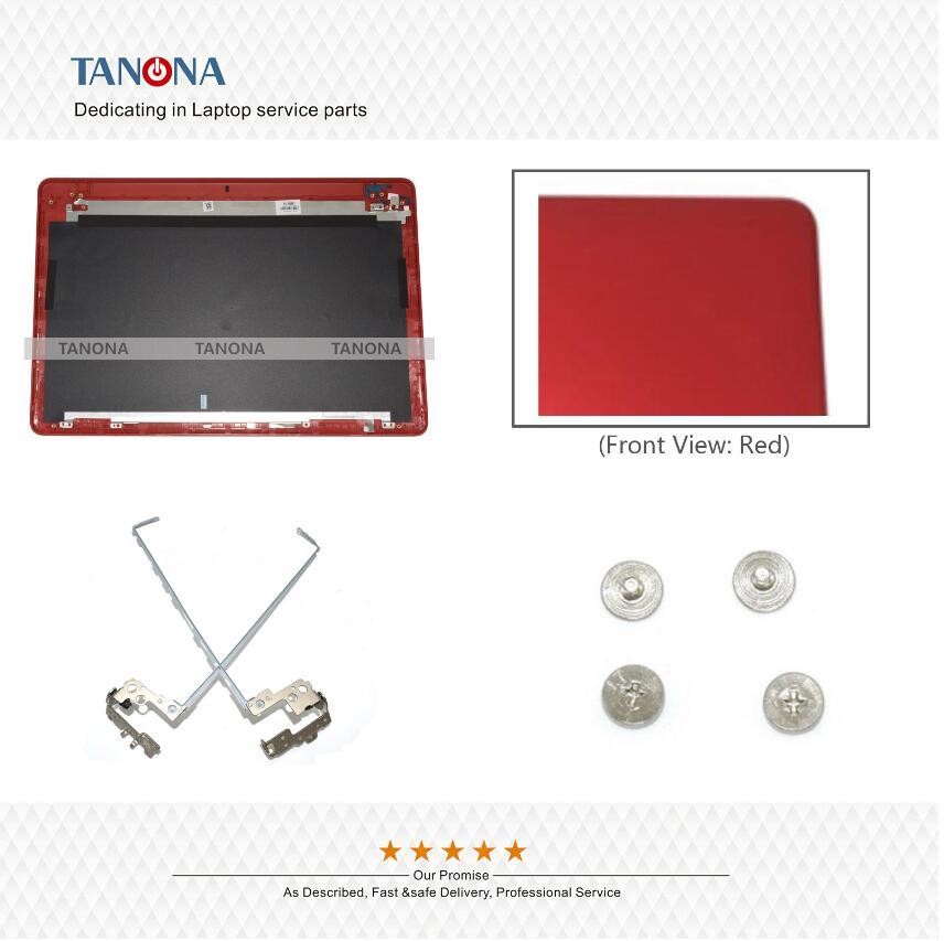 Orig New L03441-001 for HP 15-BS 15-BW 15Q-BU 15-BS234WM 15-BS030NR 250 255 G6 LCD Rear Lid Back Cover Top Case+Bezel+screws