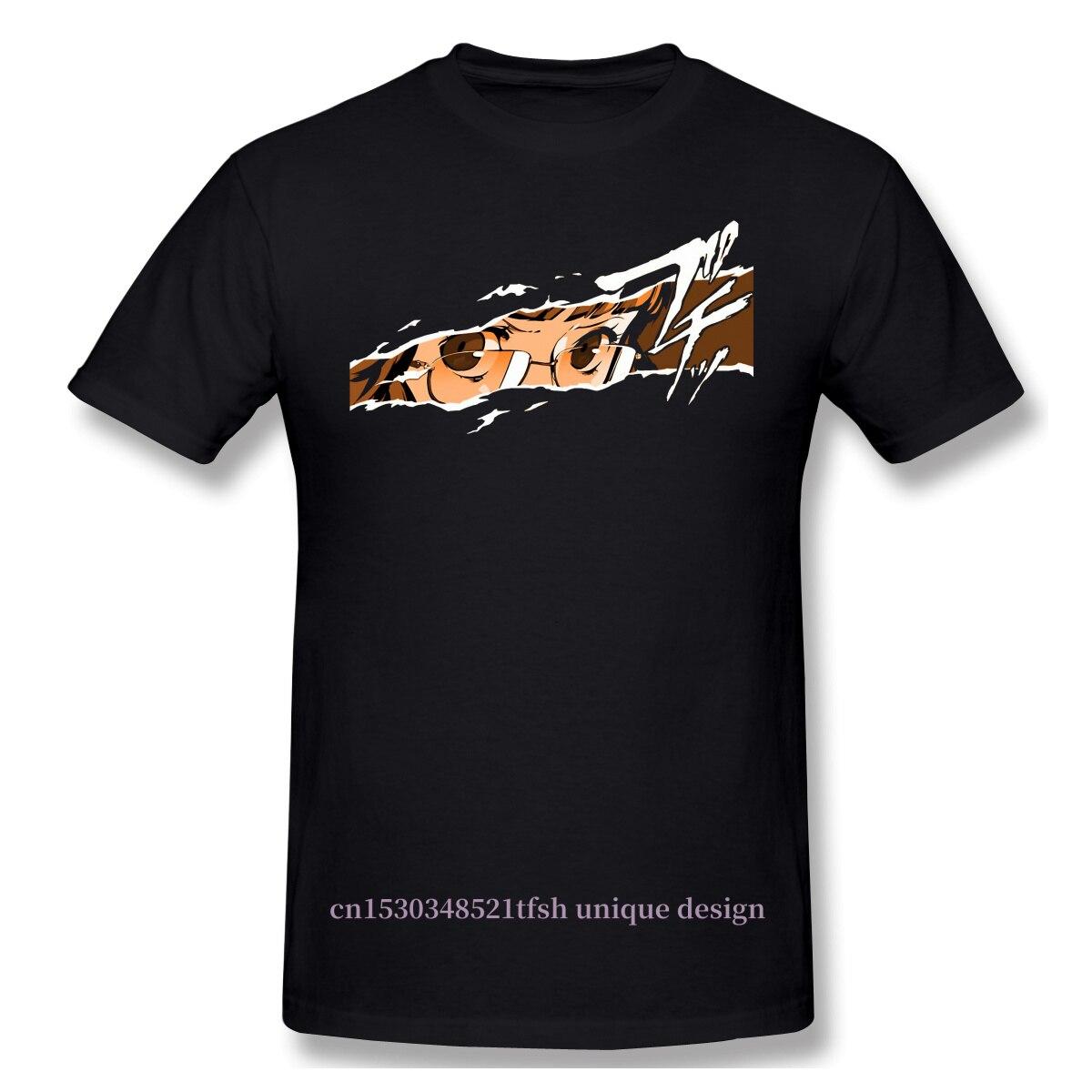 NAVI-Camiseta de algodón con estampado para Hombre, Camiseta para Hombre Persona 5,...