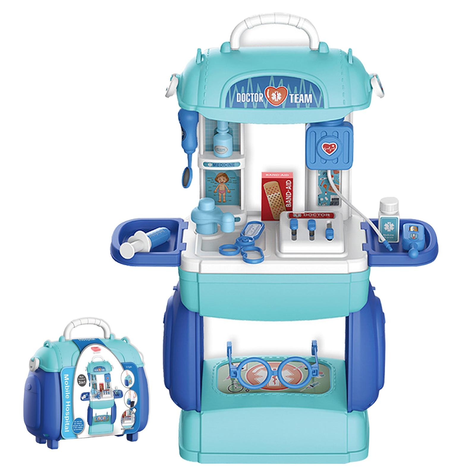brinquedo medico para meninos e meninas brinquedo de simulacao para criancas