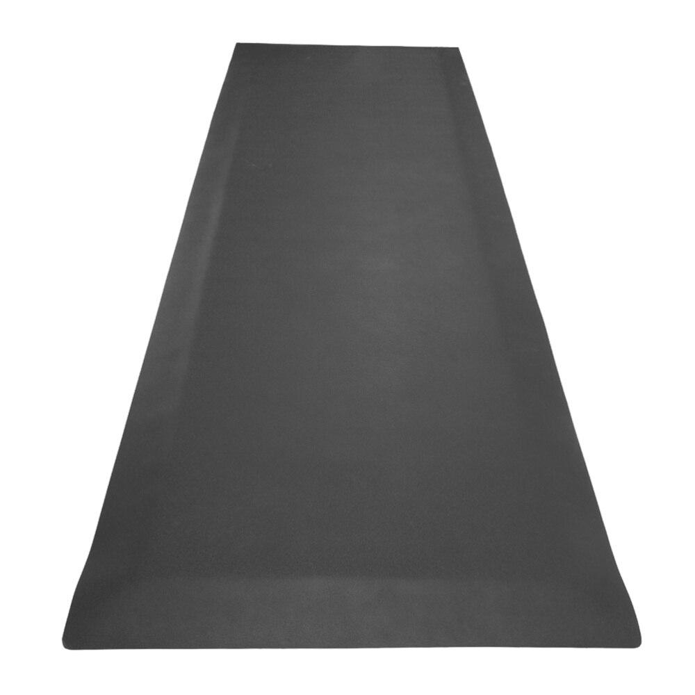 24 x 70 x 1/2 Inch Professional Anti Fatigue Floor Mat Kitchen Mat Black