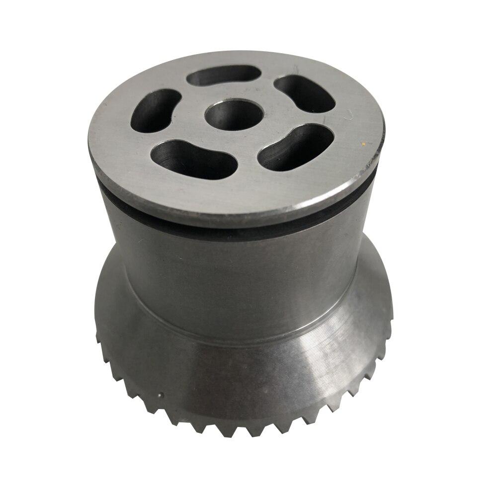 F11-19 F11-019 اسطوانة كتلة صمام لوحة إصلاح hydraylic مضخة استبدال مضخة أجزاء نوعية جيدة