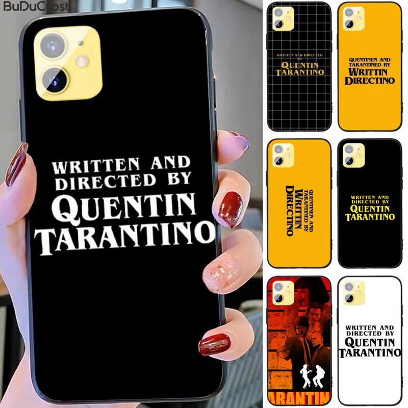 riccu-written-directed-quentin-tarantino-phone-case-for-iphone-11-12-mini-pro-max-x-xs-max-6-6s-7-8-plus-5-5s-5se-xr-se2020
