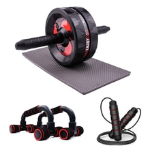 Ab Roller Wheel Muscle Training Product In Exercise Push-up Stand Jump Rope Abdominal Workout Traine
