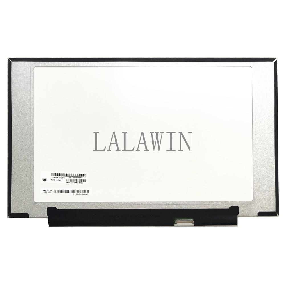 LP140WF8 SPQ1 LP140WF8-SPQ1 30 دبوس LCD شاشة لوحة 1920X1080