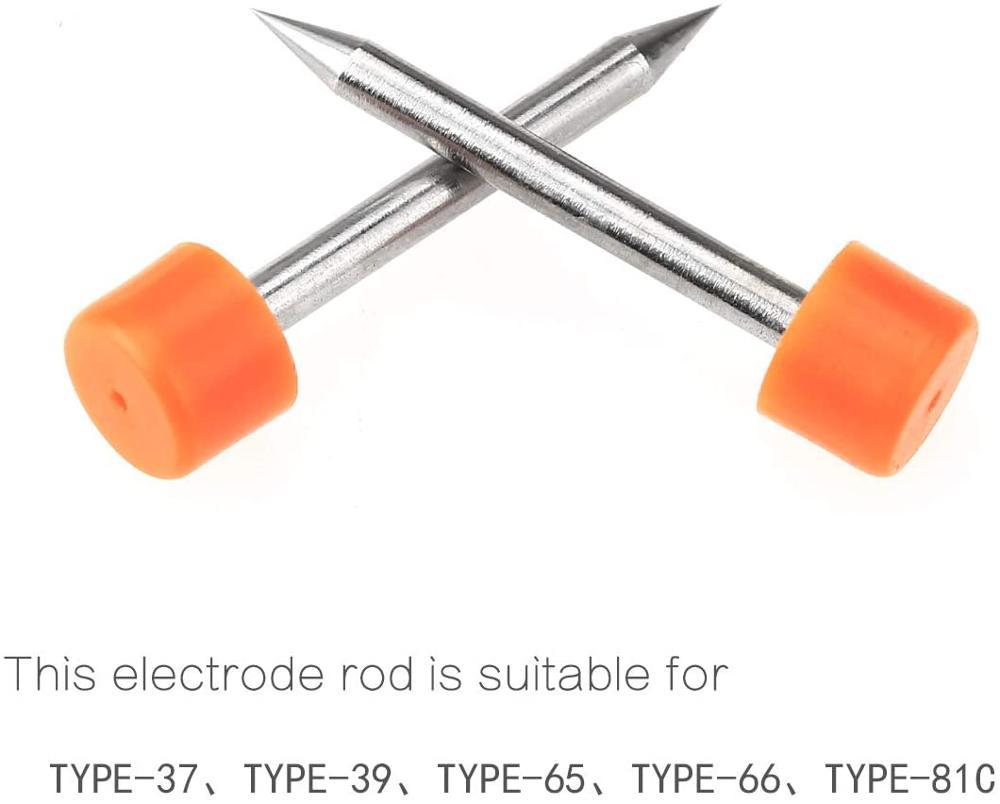 Fiber Fusion Splicer Electrodes Rod for Sumitomo TYPE-39/TYPE-81C/TYPE-400S+/TYPE-600C Equipment enlarge